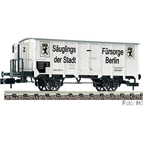 Fleischmann 834609 N Güterwagen Säuglings-Fürsorge der Stadt Berlin der K.P.E.V.