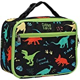 Lunch Box, Bagseri Kids Insulated Lunch Box for Boys, Portable Reusable Toddler Lunch Cooler Bag...