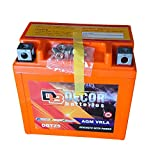 Decor DBTZ5 Capacity : 5Ah Battery Zero Maintenance Bike Battery