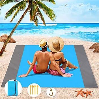 quick sand beach mat