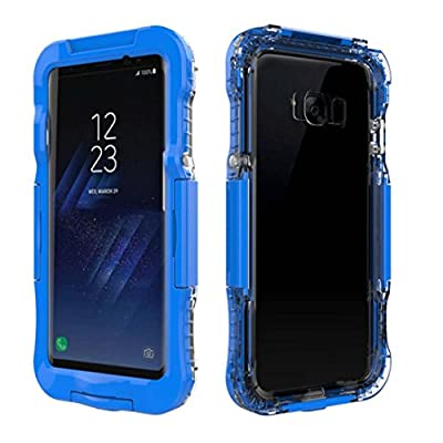 Coohole For Samsung Galaxy S8 / S8 Plus ! New Fashion Shockproof Waterproof Protector Cover Case Skin
