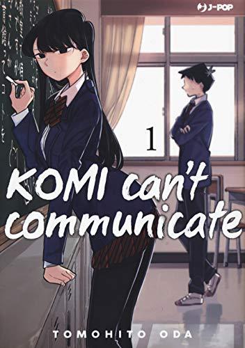 Komi can't communicate (Vol. 1)