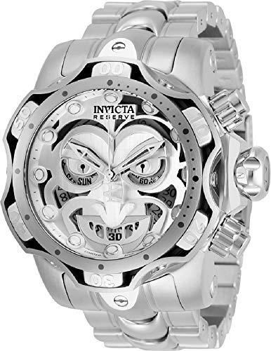 Invicta Reserve Joker DC Comics 30295 - Reloj de Cuarzo para Hombre (52 mm)