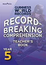 Record Breaking Comprehension Year 5 Teacher's Book (Guinness Record Breaking Comp)