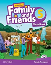 Family and Friends: Level 5: Class Book with Student MultiROM