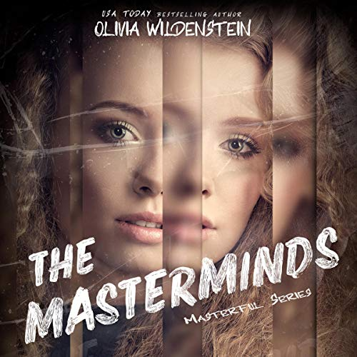 The Masterminds audiobook cover art