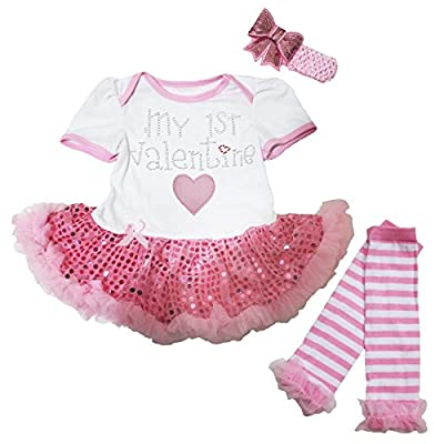 Toddler & Baby Valentine\'s Day Outfits - Isle of Baby