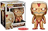 Funko- Armored Figura de Vinilo, seria Attack on Titan (14195)...