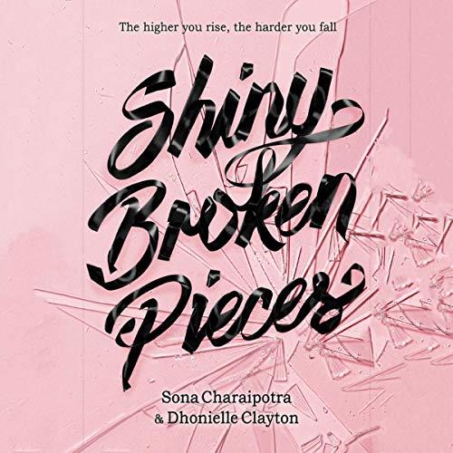 Shiny Broken Pieces audiobook cover art