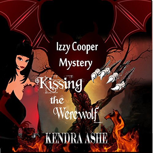 Kissing the Werewolf audiobook cover art