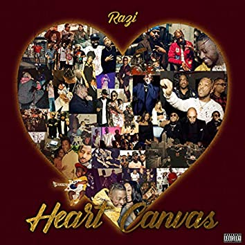 Heart Canvas