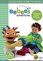 Eebee's Adventures: Exploring Real Stuff [DVD]