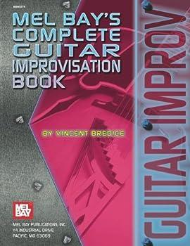 Complete Guitar Improvisation Book  GUITARE