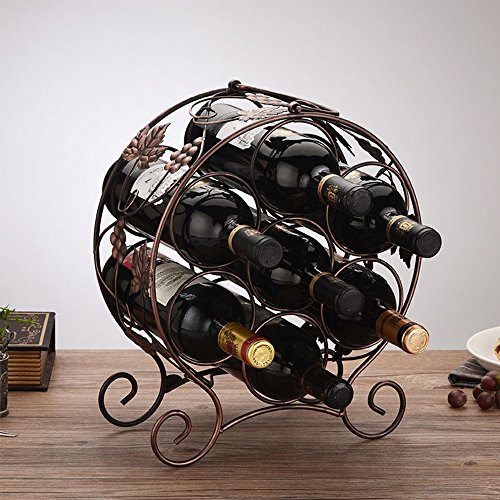 vinoteca 7 botellas de la marca TY BEI