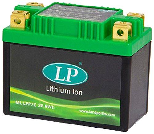 Accossato ML LFP7Z-15 Batteria al Litio per Aprilia RS 125 (Tutti i Modelli), 125, (1992-2008)
