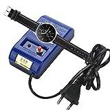 Desmagnetizador de reloj mecánico profesional Desmagnetizador de reparación de relojes herramienta 110 / 220v