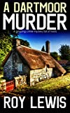 A DARTMOOR MURDER a gripping crime mystery full of twists (Inspector John Crow Book 8) (English Edition)