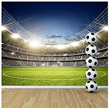 Emirates Stadium Wall Mural Quality Pasteable Wallpaper