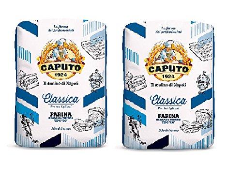 Caputo Classica Flour 1 Kilogram Blue (Blue, 1)