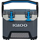 Igloo BMX 25 Quart Cooler with Cool Riser Technology, Fish Ruler, and Tie-Down Points - 11.29 Pounds...