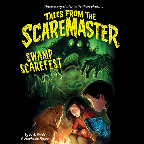 Swamp Scarefest cover art