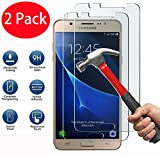 FoneExpert 2 Pack - Samsung Galaxy J5 2016 Verre Trempé, Vitre Protection Film de...