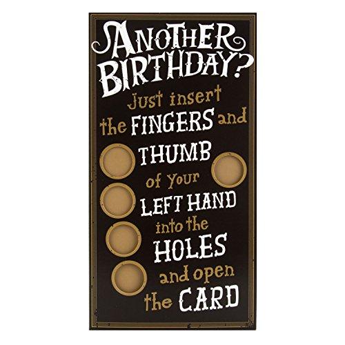 Hallmark Geburtstagskarte mit