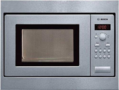 Bosch HMT75M551, Plata, 453 x 320 x 280 mm, 16000 g, 290 x 274 x 194 mm - Microondas