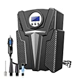 Best Tire Inflators - COOLWOW Air Compressor Tire Inflator, DC 12V Portable Review