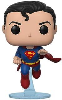 Funko POP Flying Superman Serie de especialidades de 80 aniversarios, exclusiva