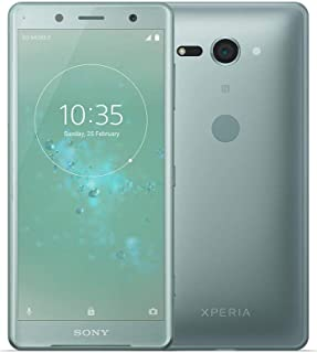 "Sony Xperia XZ2 Compact Unlocked Smartphone - 5"" Screen - 64GB - Moss Green (US Warranty)"