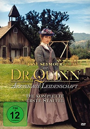 Dr. Quinn - Ärztin aus Leidenschaft Staffel 1 (Amaray) [5 DVDs]