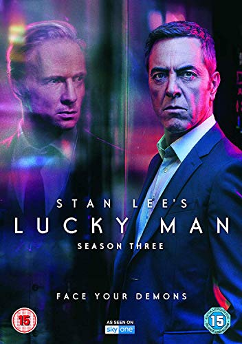 Stan Lee's Lucky Man: Season 3 [DVD] [2018]