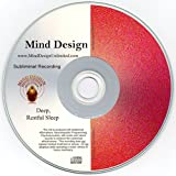 Experience Deep, Restful Sleep Subliminal CD - Natural Remedy for Sleep and Good Health!!
