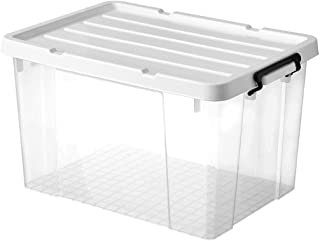 SHENRQIA Boîtes De Rangement/Caisses De Rangement Hermétiques - Air Tight Box Plastique, Transparent,Boîte De Rangement po...