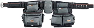 Ergodyne Arsenal 5500 Tool Belt Rig with Pouches, 28-Pockets, Large
