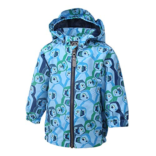 Color Kids. Regenjacke Estelle, Ocean, Gr. 86
