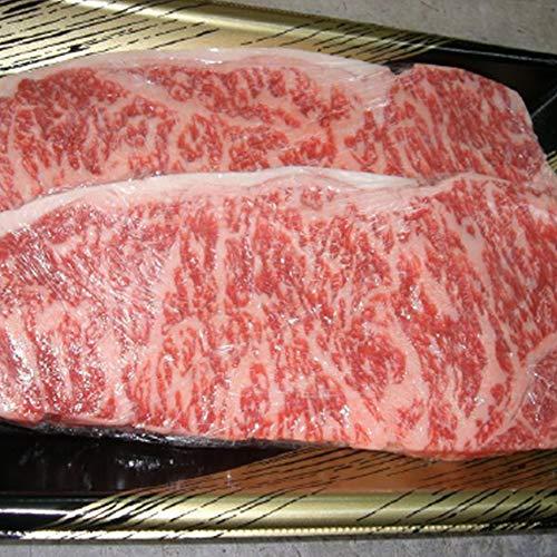 特選黒毛和牛 牛ロース ステーキ 約200g×2枚 肉の匠テラオカ 目利きにより厳選