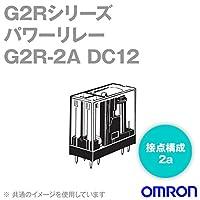 オムロン(OMRON) G2R-2A DC12 パワーリレー NN