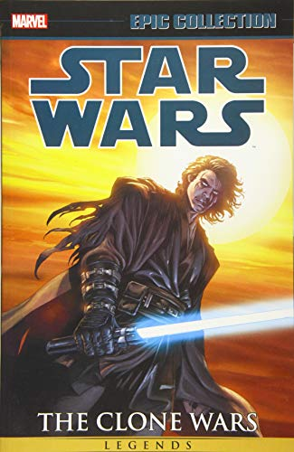 Star Wars Legends Epic Collection 3: The Clone Wars