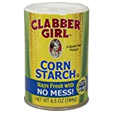 Clabber Girl Corn Starch - Gluten Free, Vegan, Vegetarian, Thickener for sauce, soup, gravy in a...