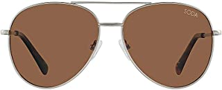 Soda Shades Unisex Polarized Sunglasses OLSEN