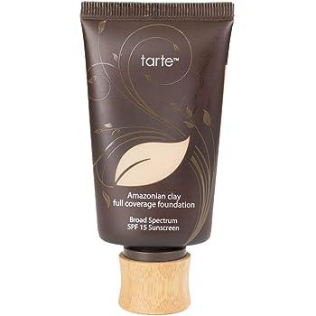 Tarte Amazonian Clay 12-Hour Full Coverage Foundation SPF 15, Light Medium Sand