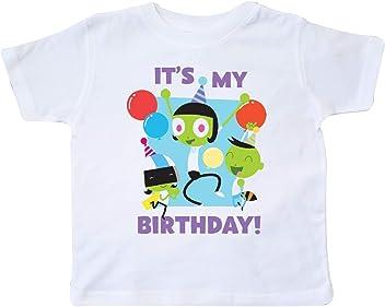 Dot Baby T-Shirt PBS Kids inktastic Its My Birthday