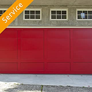 Sectional Garage Door Replacement