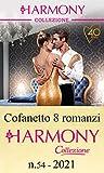 Cofanetto 8 Harmony Collezione n.54/2021