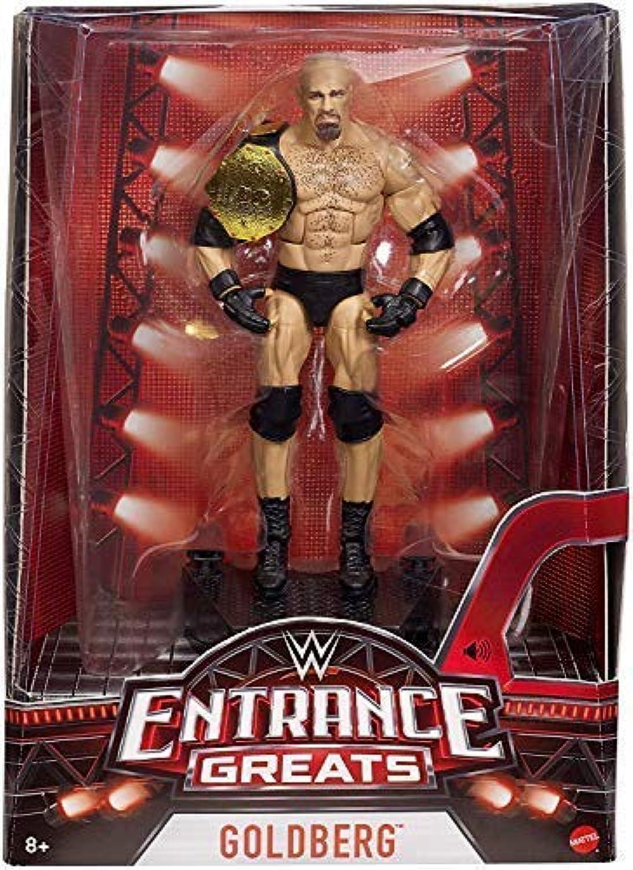 el mas de moda WWE oroberg oroberg oroberg Entrada Greats Elite Figura Lucha Libre Mattel  alta calidad general