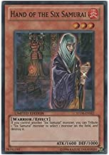 Yu-Gi-Oh! - Hand of the Six Samurai (STOR-ENSE2) - Storm of Ragnarok: Special Edition - Limited Edition - Super Rare