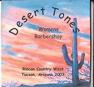 Desert Tones: Women's Barbershop