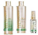 Avon Advance Techniques Daily Shine Shampoo & Spülung/Conditioner